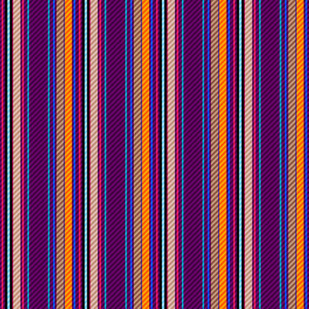 Seamless striped pattern with diagonal strips (vector EPS 10) Vector