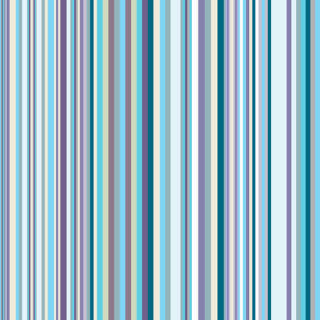 Seamless white-green-grey-blue striped pattern  Vector