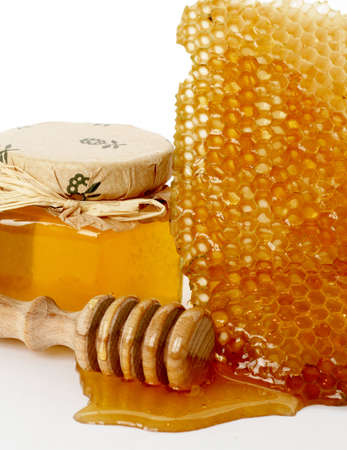 Sweet honey Stock Photo - 885438