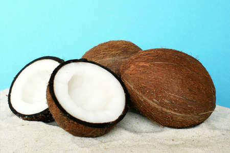 Dulce de coco  Foto de archivo - 909502