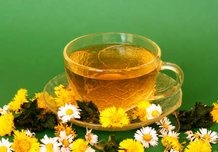 Herb tea Stock Photo - 919111