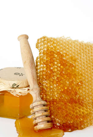 Fresh honey Stock Photo - 927846