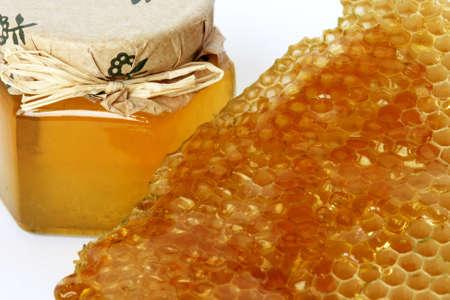 Fresh honey Stock Photo - 927848