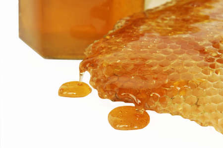 Fresh honey Stock Photo - 927850