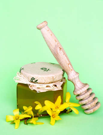 Spring honey Stock Photo - 948917