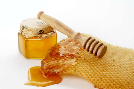 Fresh honey photo
