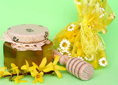 Fresh honey Stock Photo - 948919