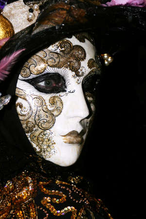 beautiful carnival mask