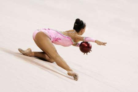 gymnast  photo
