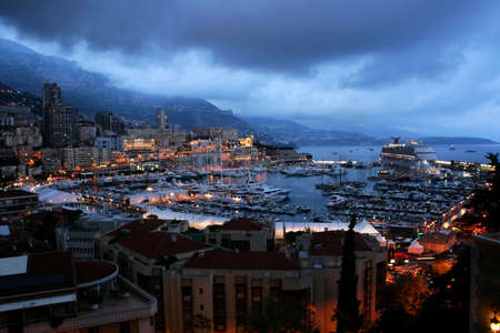 port Monaco France Stock Photo - 10898215