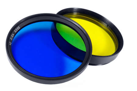 Set of photofilters for a creative photo photo