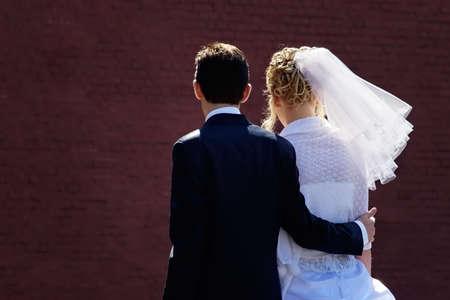 solemnity: Dramma illuminazione solare simboleggia solennit� di nozze  Archivio Fotografico