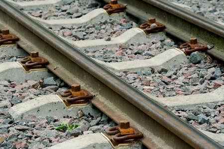 transpozycji: Szczegóły na tory kolejowe