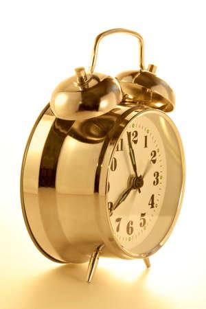 clang: Alarm clock in counter illumination