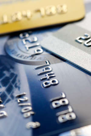 personalausweis: Kreditkarten-finanziellen Hintergrund