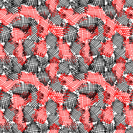 Abstract seamless pattern-model for design of gift packs, patterns fabric, wallpaper, web sites, etc. photo