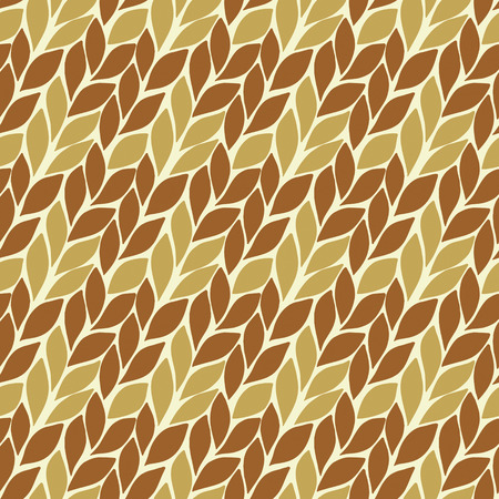 gift packs: Season leaves seamless pattern-model for design of gift packs, patterns fabric, wallpaper, web sites, etc.