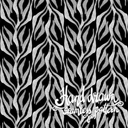 sophisticated: Hand drawn seamless watercolor brush pattern,fashionable sophisticated shade.