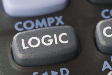 numeracy: Keypad of a calculator
