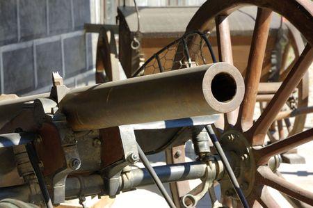 artillery: antique artillery, old cannon