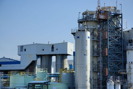 biochemical: equipment of biochemical factory
