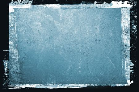 Textured Grunge Background with border  frame   Stock Photo