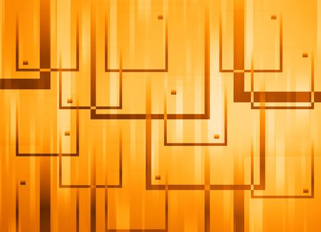 Abstract background made of overlapping squares