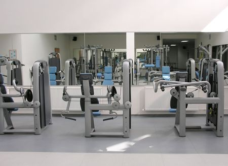 healthiness: gym