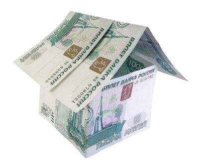 ruble, rouble house