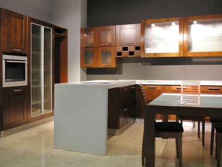 expensive granite: kitchen 8