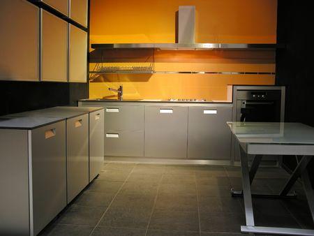 highend: kitchen 16 Stock Photo