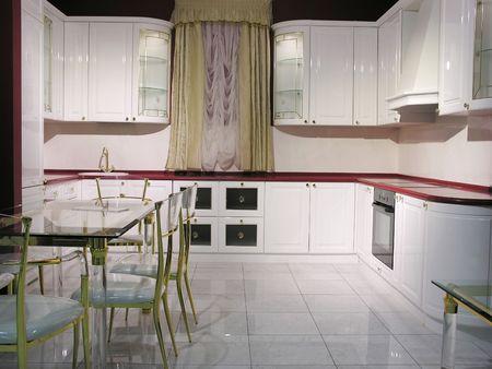 kitchen 18 Stock Photo - 424905