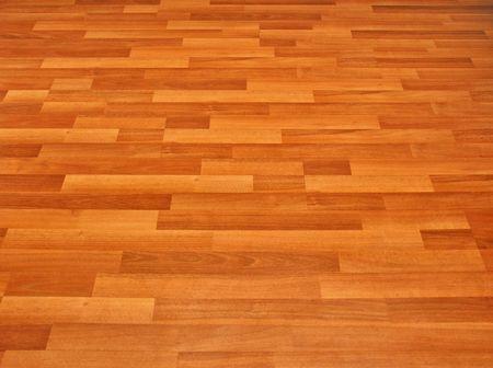 laminated flooring Stock Photo