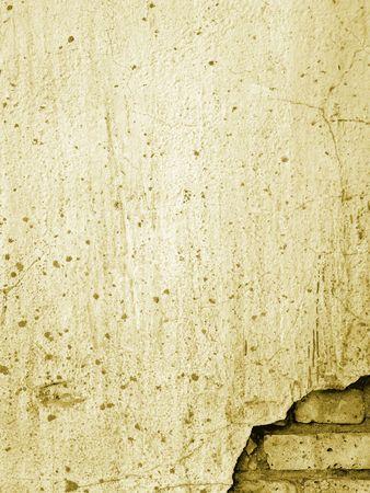 clinker: old brick wall 1
