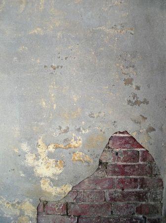 suffusion: old brick wall 6 Stock Photo