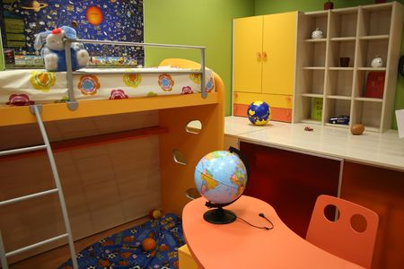 childs room 2 Stock Photo
