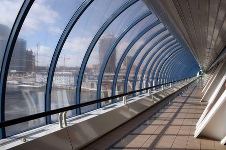 bagrations bridge. moscow city