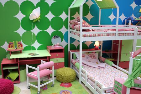 child's room Stock Photo - 426131