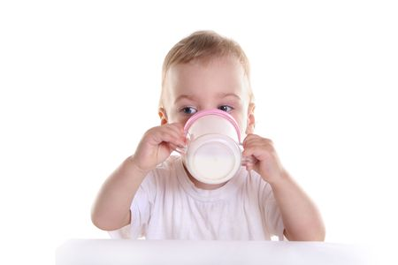lactation:  drink milk
