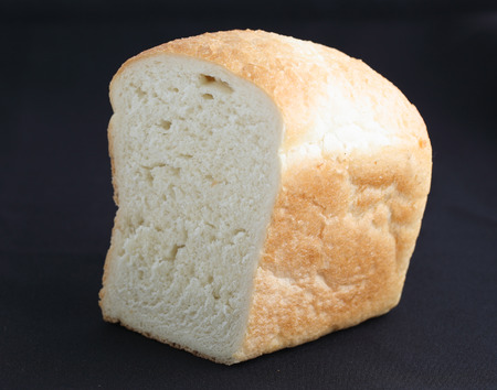half a loaf of bread photo