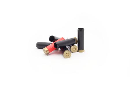 pellet gun: several cartridges for hunting rifle