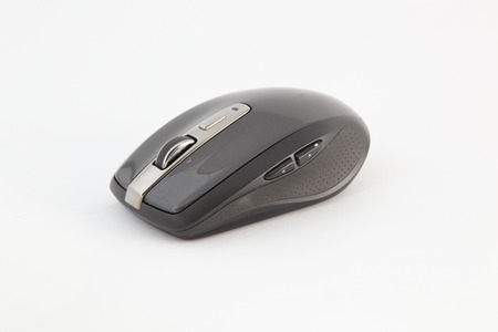 communications tools: computer mouse isolated on white background