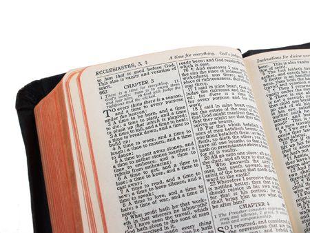 Eclesiastés 3: Un tiempo para cada propósito bajo el cielo