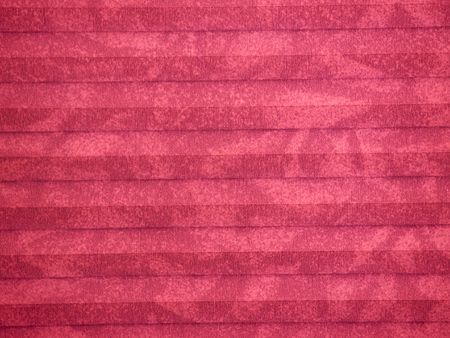 pleated: Pleated blind or shade, magenta, background texture