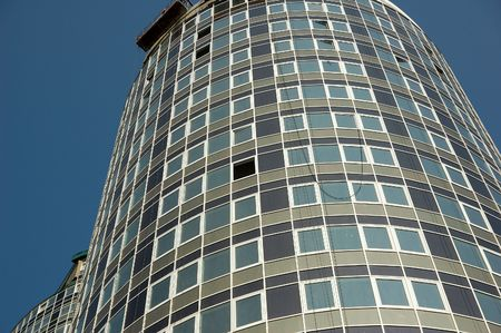 towerblock: Towering office building