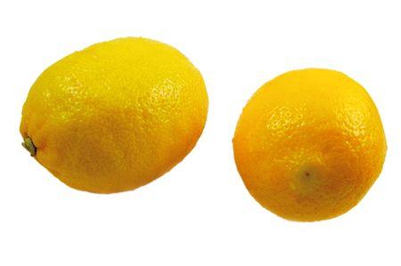 lemony: fresh lemon Stock Photo