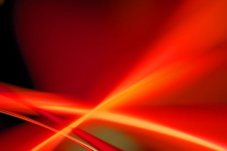 abstract blurs  background - red motion with copy space Stock Photo