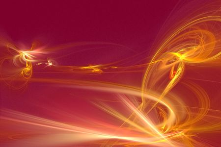 abstract blurs background - red motion with copy space photo