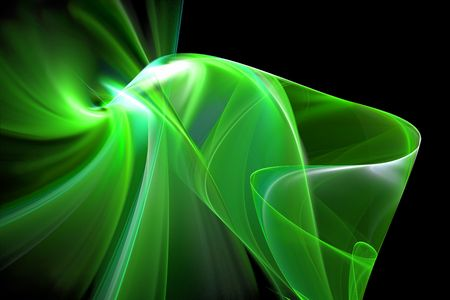 abstract blurs background - green motion Stock Photo - 899151