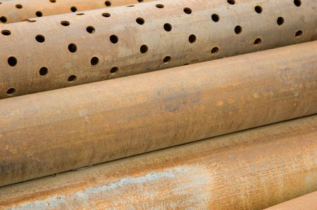 Pipe background Stock Photo - 907005